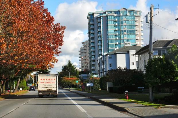 Канада Ванкувер квартира