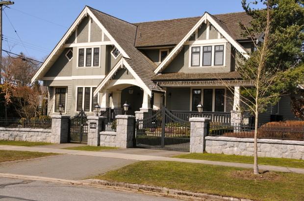 Ванкувер,жилье