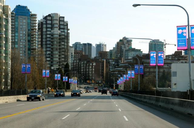 хайвэй, Ванкувер